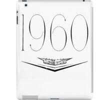 1960 Cadillac  iPad Case/Skin
