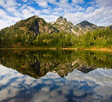 Heaven's Mirror by DawsonImages