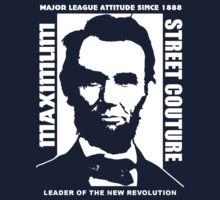 ABRAHAM LINCOLN-MAXIMUM by OTIS PORRITT