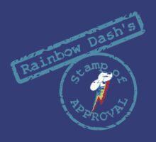 Rainbow Dash's Stamp T-Shirt