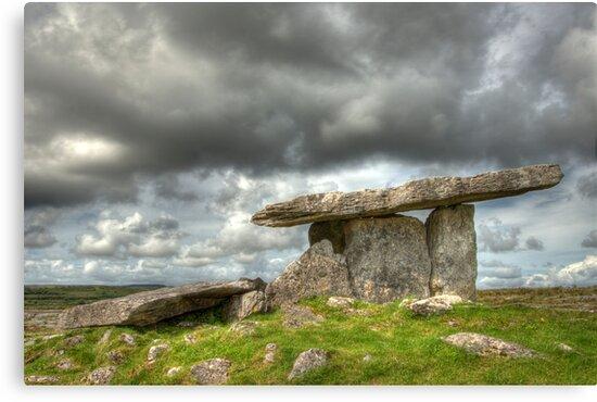 Stony Tomb by Craig Goldsmith