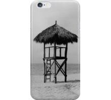 Tiki Lifeguard iPhone Case/Skin