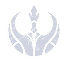 Rebels Segmented Logo (Grey on White) by JoshBeck