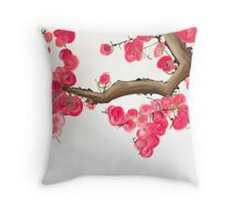 Gratitude Blossom 2  Throw Pillow
