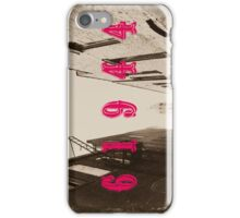 Paris, IL iPhone Case/Skin