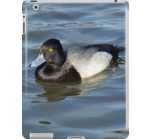 Lesser Scaup iPad Case/Skin