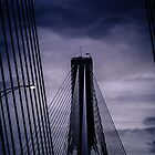 New Port Mann bridge by Eti Reid