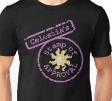 Celestia's Stamp Unisex T-Shirt