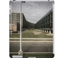 Greenway and Government Building iPad Case/Skin