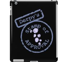 Derpy's Stamp iPad Case/Skin