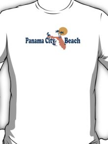 Panama City Beach - Florida. T-Shirt