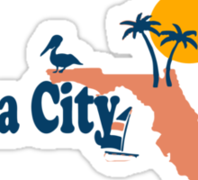Panama City Beach - Florida. Sticker
