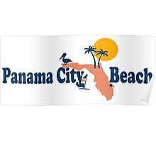 Panama City Beach - Florida. Poster