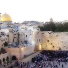 western wall by Shaina Lunde
