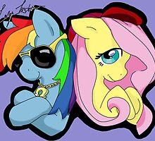Ponies in the House by LorynTisdale