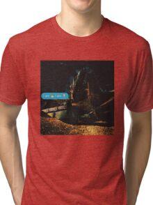 I AM FIRE I AM DEATH Tri-blend T-Shirt