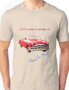 Studebaker - Travel in Style Unisex T-Shirt