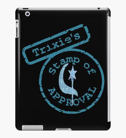 Trixie's Stamp iPad Case/Skin