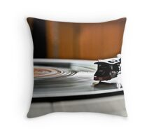 Playing Memories Throw Pillow