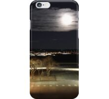 Air Force Academy At Night iPhone Case/Skin