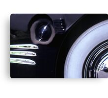 1938 Classic Caddy Reflections Canvas Print