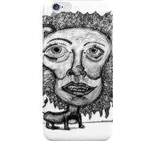 Lion lines...New Art yay! iPhone Case/Skin