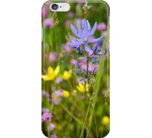 Little Flowers on the Prairie iPhone Case/Skin