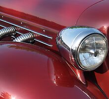 1936 Auburn Speedster Detail by Anna Lisa Yoder