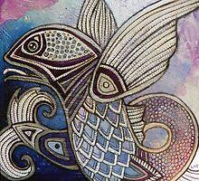Flying Fish by Lynnette Shelley