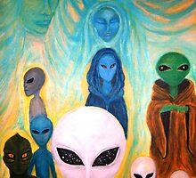 ANCIENT FAMILY by Rhonda Harman