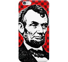 LINCOLN-14 iPhone Case/Skin