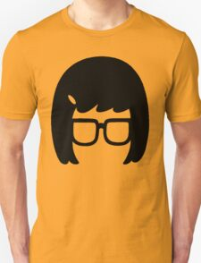 The Girl with the Glasses T-Shirt