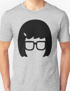 The Girl with the Glasses Unisex T-Shirt