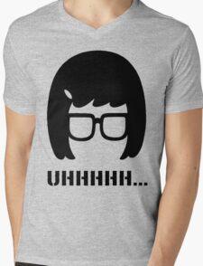 Uhhhhhhh...... Mens V-Neck T-Shirt