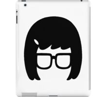 The Girl with the Glasses iPad Case/Skin