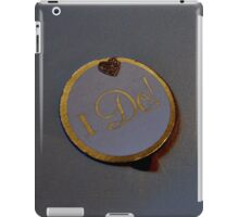 I do iPad Case/Skin