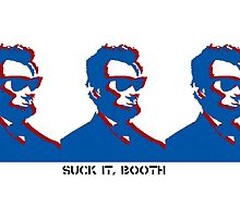 Suck It, Booth by zacpatterson