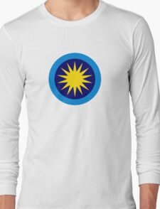 Roundel of the Royal Malaysian Air Force  Long Sleeve T-Shirt