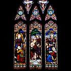sanctuary window by Jan Stead JEMproductions