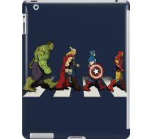 Avenger Road iPad Case/Skin