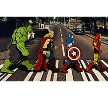 Avenger Road Photographic Print