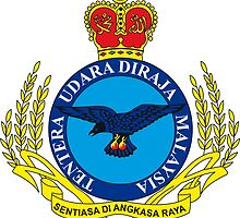 Crest of the Royal Malaysian Air Force by abbeyz71