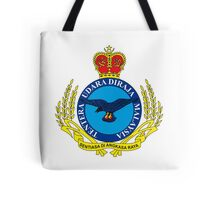 Crest of the Royal Malaysian Air Force Tote Bag