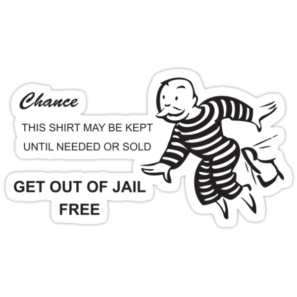 Get out of Jail Free by stuartm65