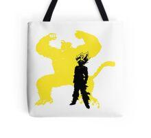 Goku the Super Saiyan Tote Bag