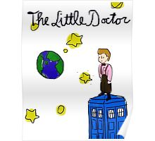 The Little Doctor (open background) Poster