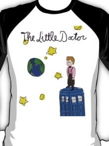 The Little Doctor (open background) T-Shirt