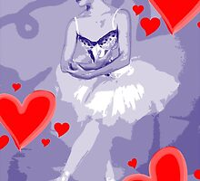 Ballet Love by grier
