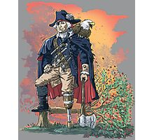 GEORGE WASHINGTON FOUNDING PIRATE FATHER REDUX Photographic Print