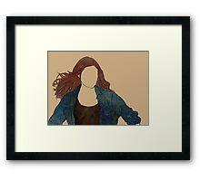 The Girl Who Waited, Amy Pond Framed Print